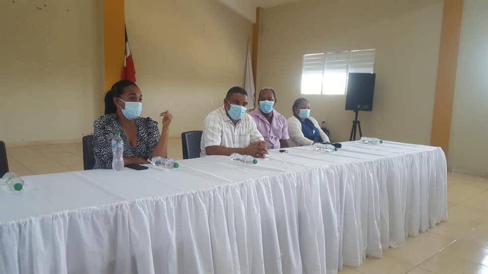 ELIGEN PRESIDENTE, Y SECRETARIO, DEL CONSEJO DE DESARROLLO EN EL MUNICIPIO DE EL FACTOR.